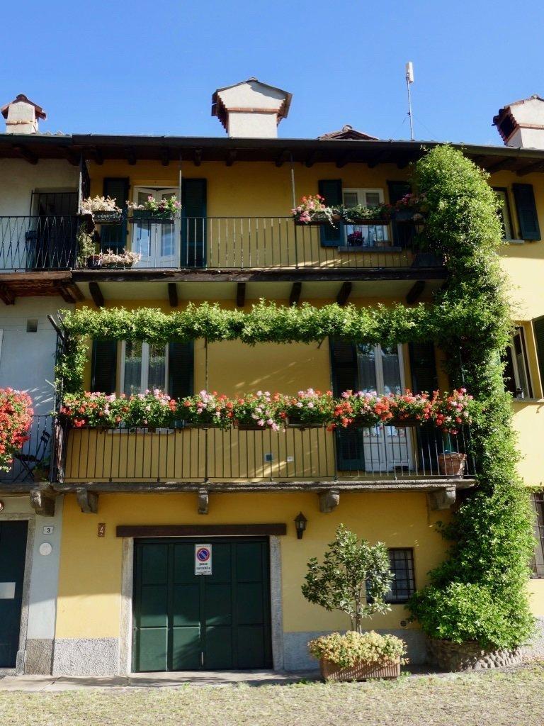 Wohnhaus südlich von Lecco