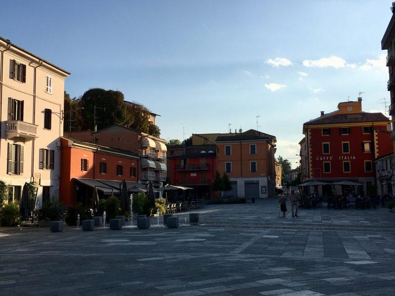 Piazza in Rivergaro