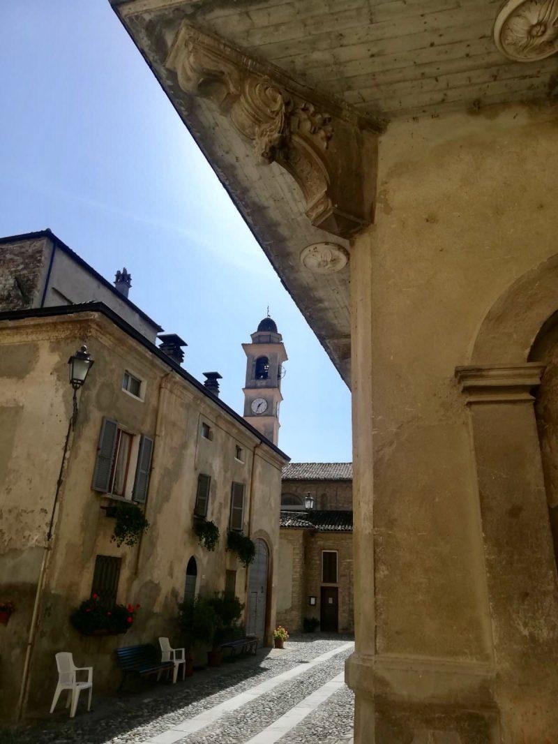 Piacenza - Genua übers Val Trebbia
