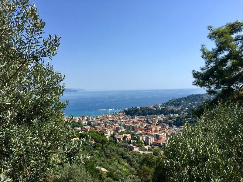 Aussicht auf Santa Margherita Ligure