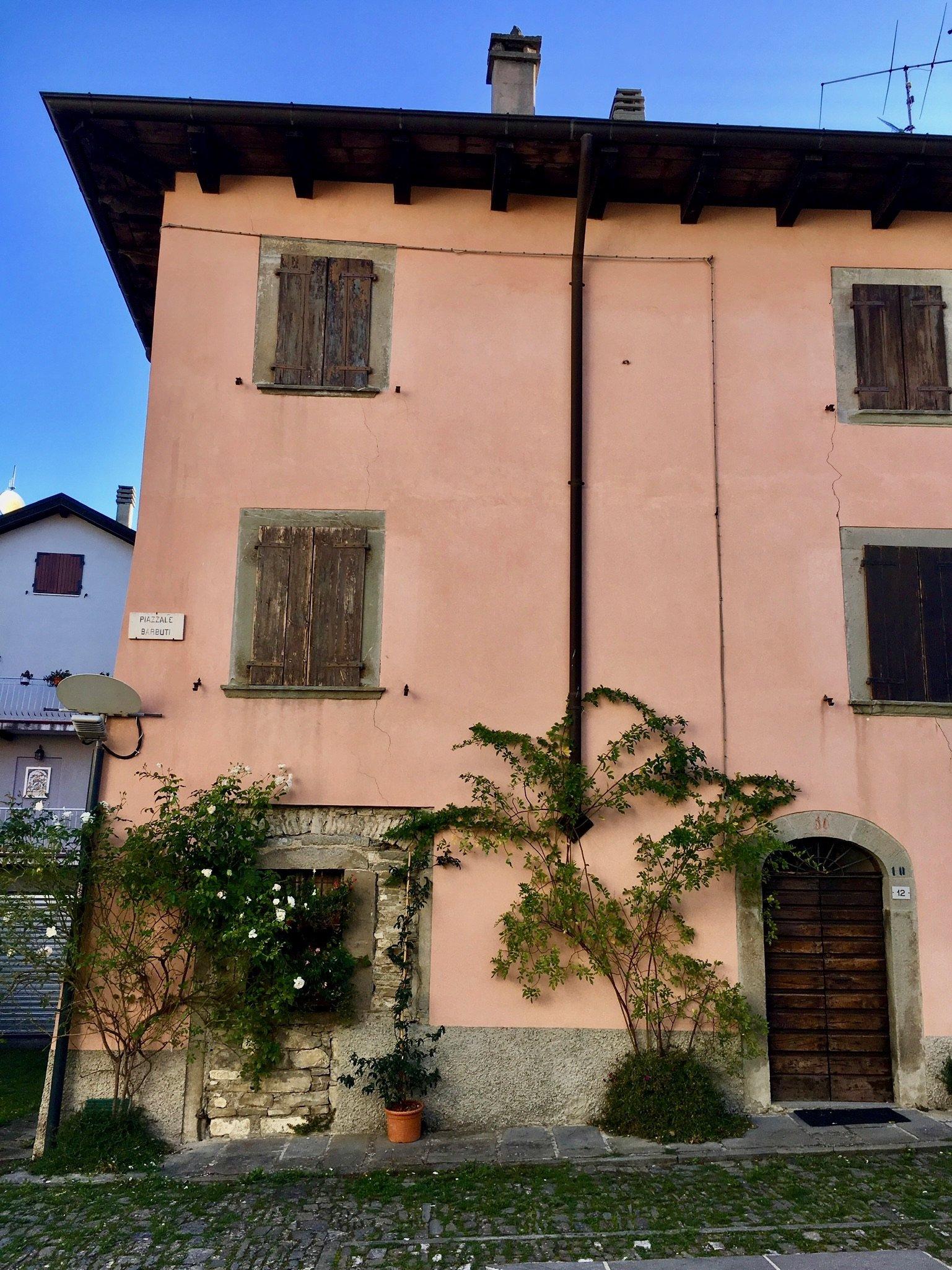 Berceto in der Emilia-Romagna