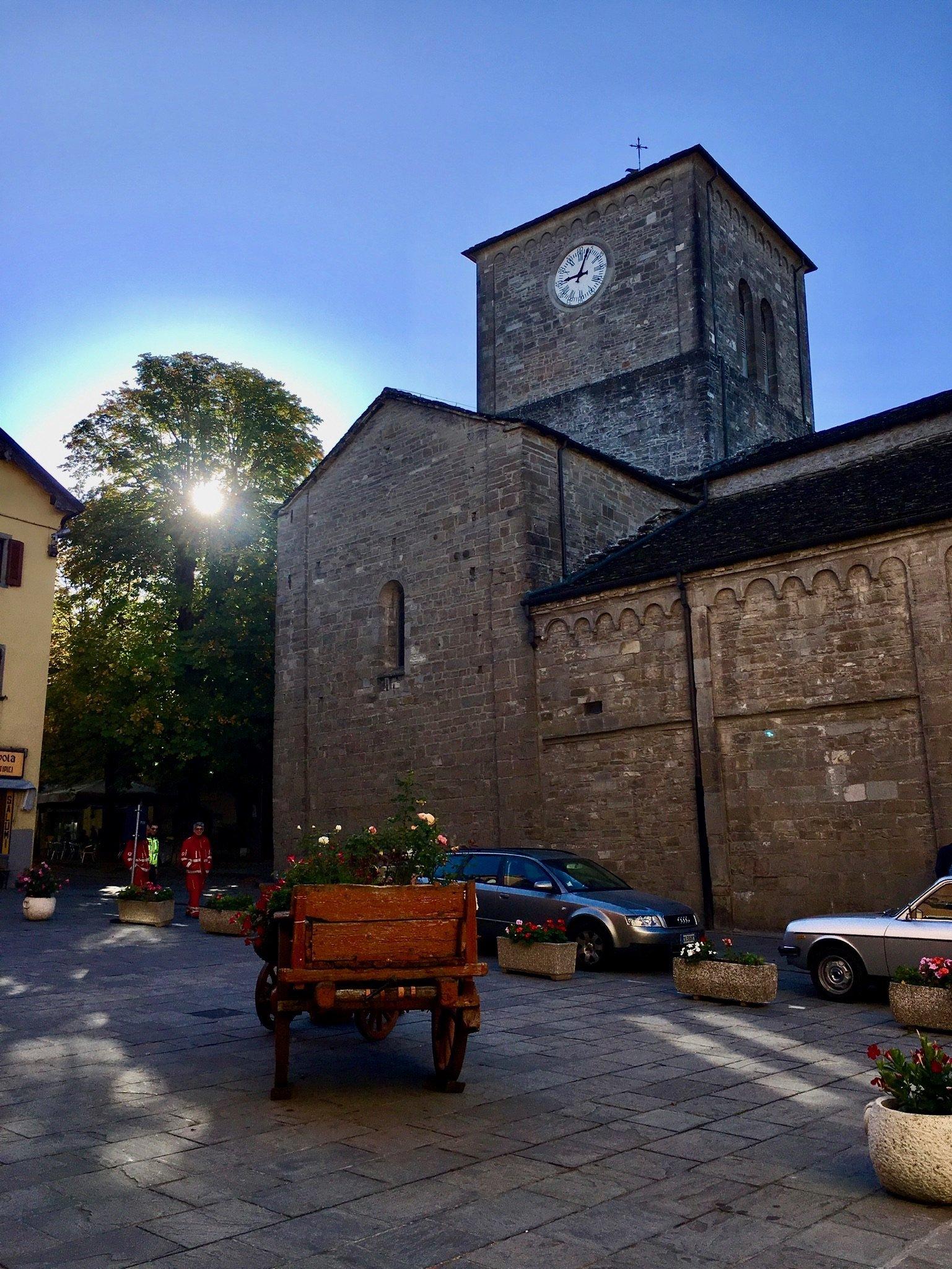 Berceto in der Emilia Romagna