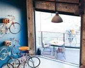 Warmshowers, Fahrrad-Hotels, Alberghi diffusi