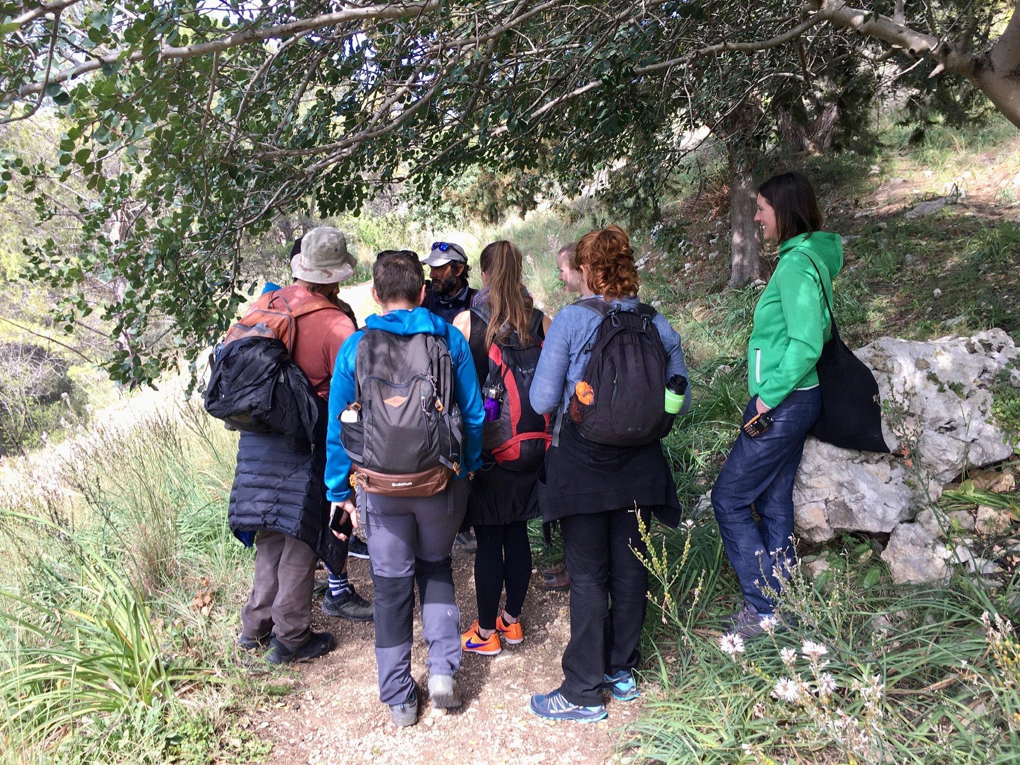 Wandern im Südosten Siziliens