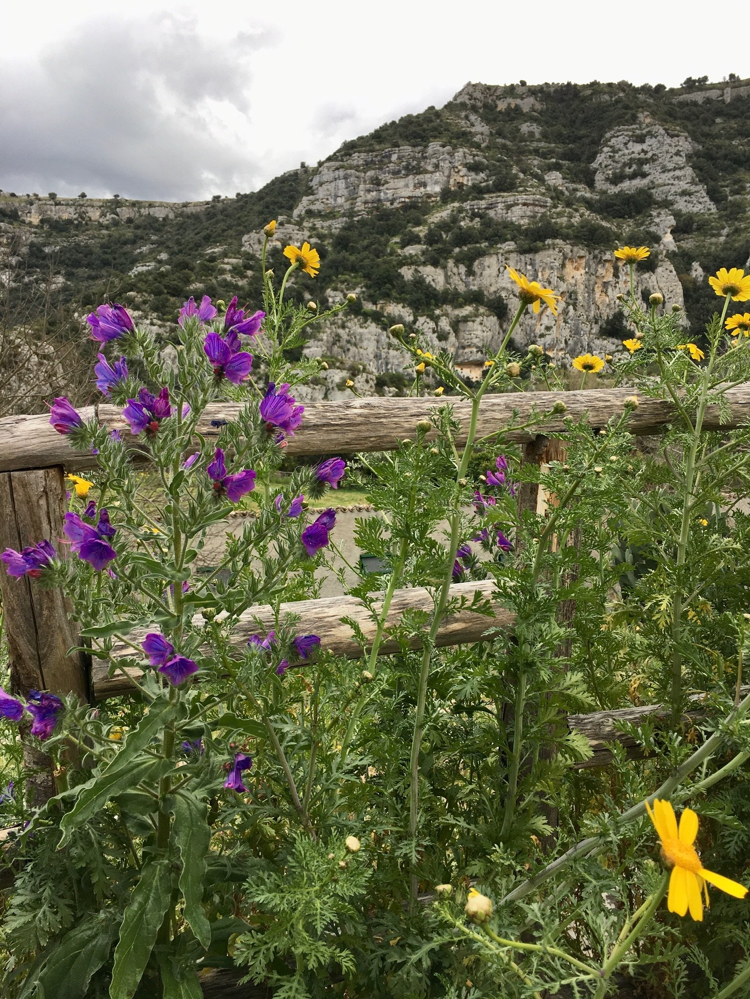 Wanderung im Pantalica Naturreservat