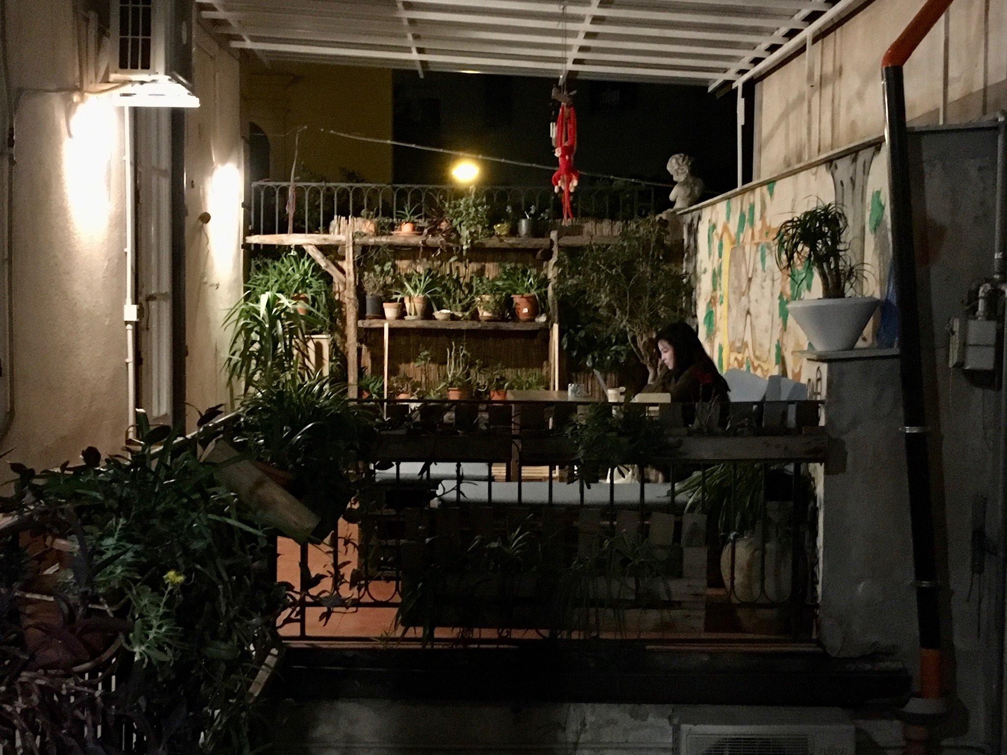 Hostel in Palermo