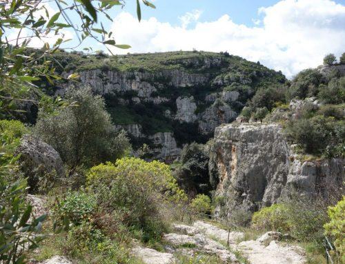 Wanderung im Naturreservat Pantalica und im Anapo-Tal: Siziliens Südosten