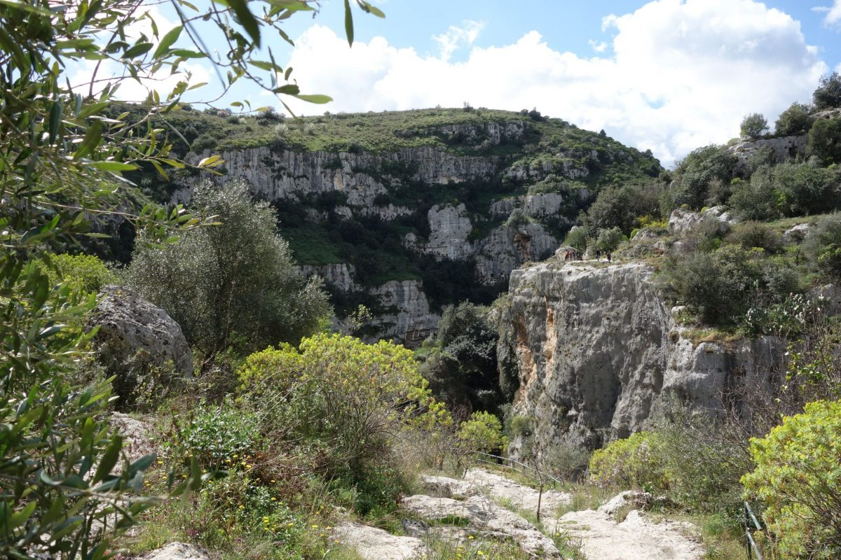 Naturreservat Pantalica