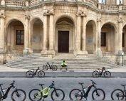 Fahrrad-Pause in Noto