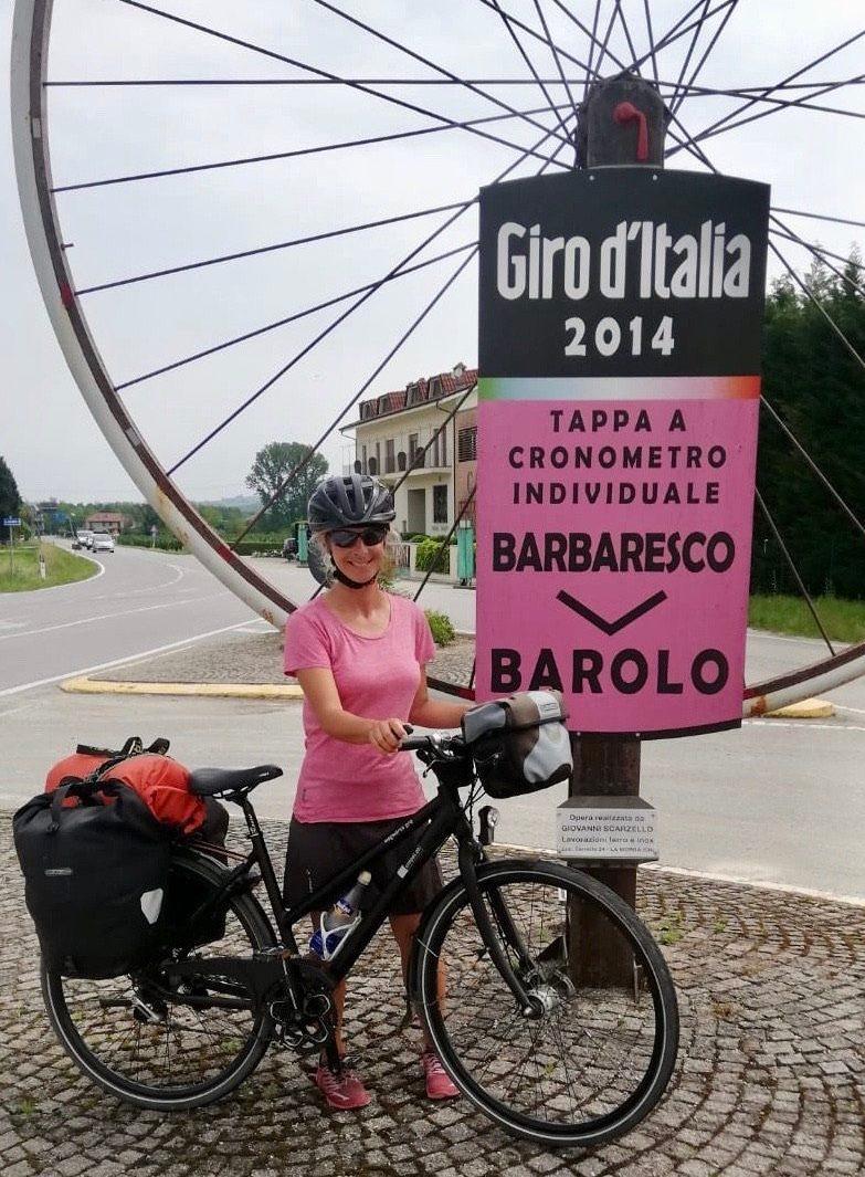 Giro d'Italia in Barolo, Piemont