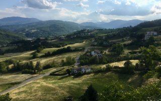 In der Emilia-Romagna per Fahrrad