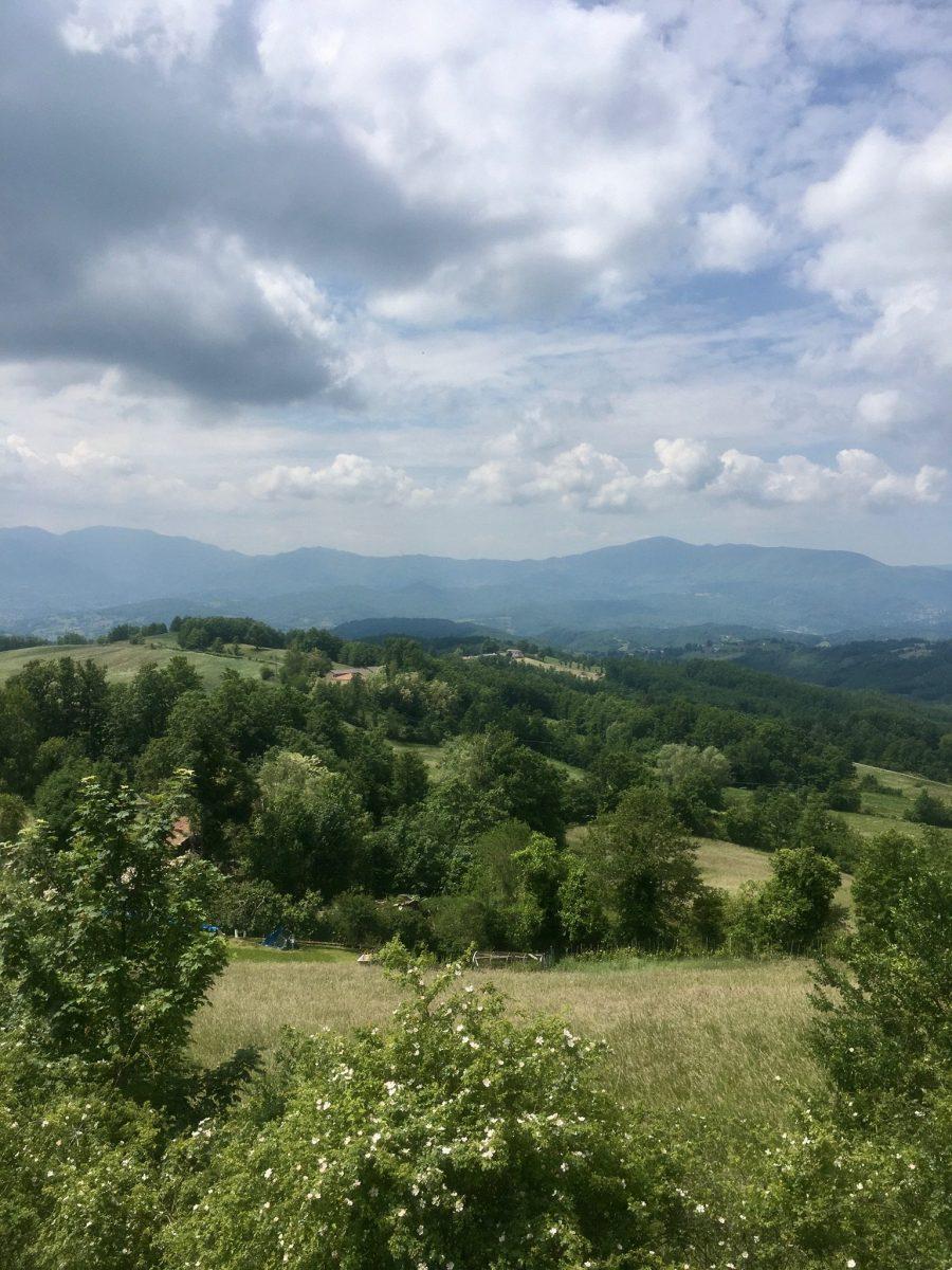 Unterwegs in der Emilia-Romagna per Fahrrad