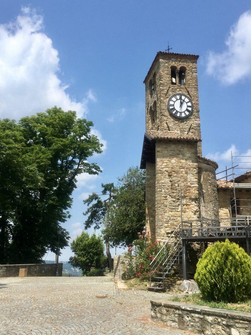 Per Fahrrad durch die Emilia-Romagna
