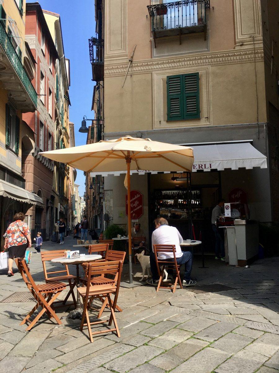 Altstadt von Savona