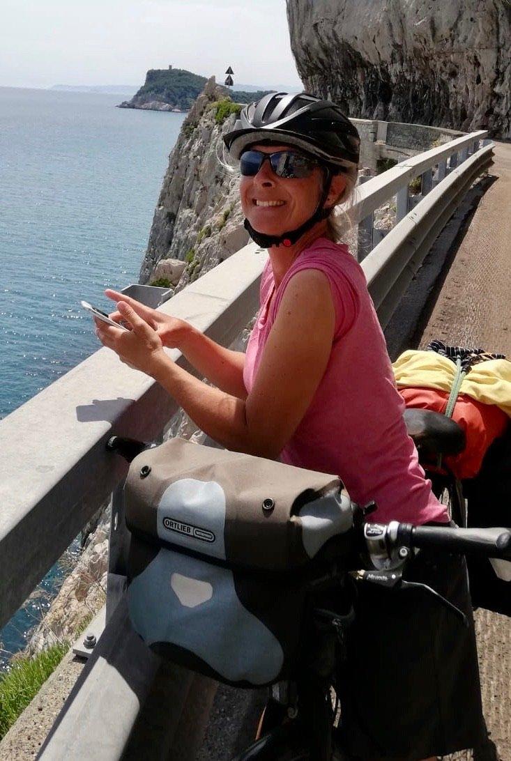 Piemont und Ligurien per Fahrrad