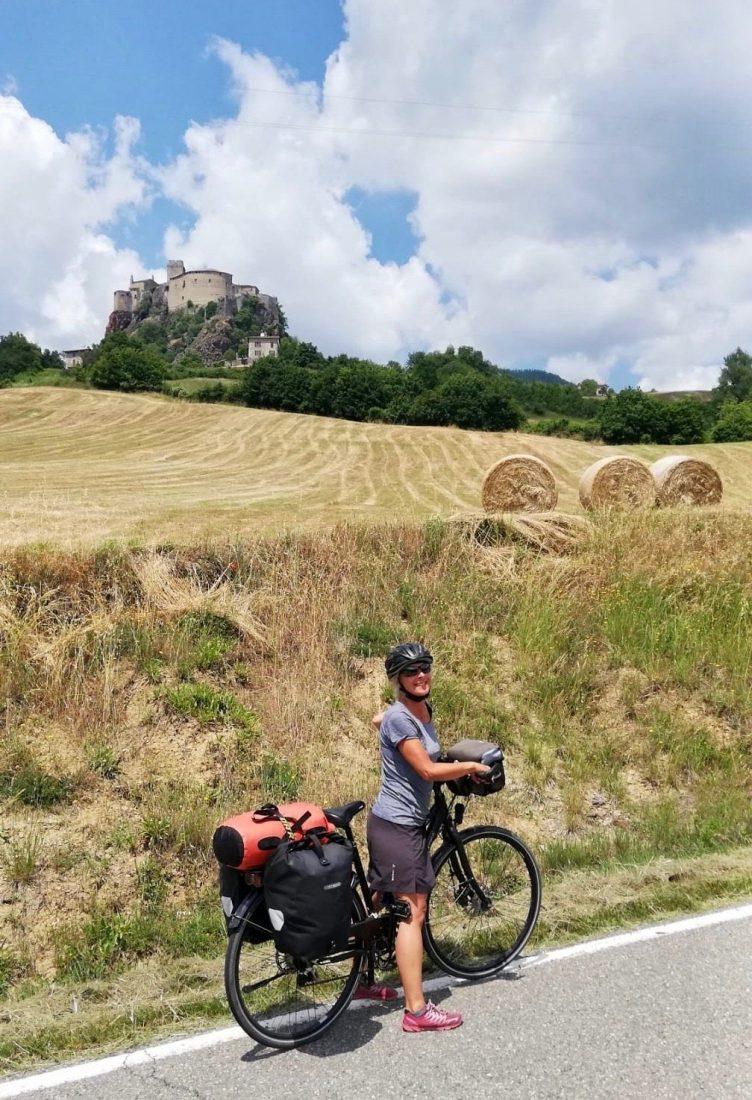 Mit dem Fahrrad in der Emilia-Romagna