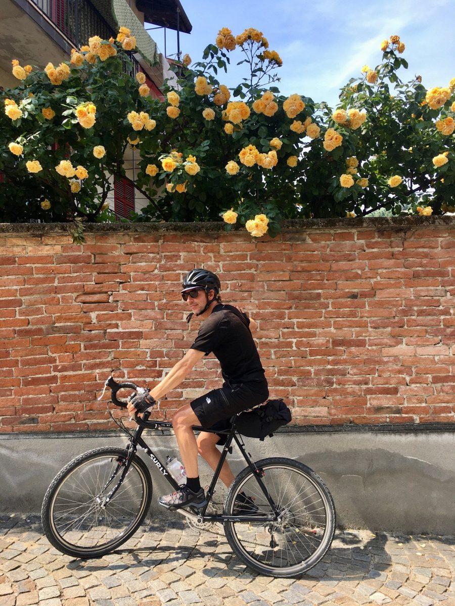 Radreisebekanntschaften