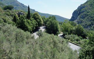 Velotour vom Piemont nach Ligurien