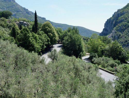 Ligurien und Piemont per Fahrrad: Savona, Alba, Barolo