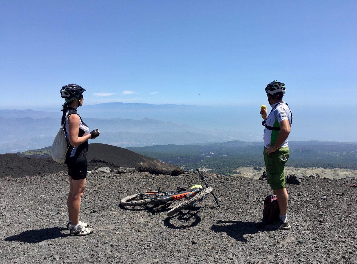 Etna Bike Tours macht Pause