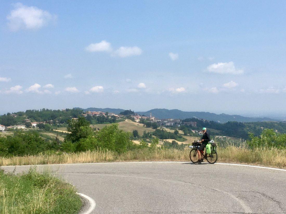 Emilia-Romagna per Fahrrad