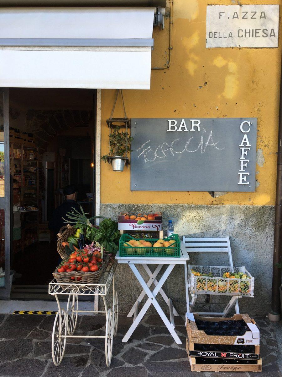 Essen und trinken in Campiglia, Ligurien