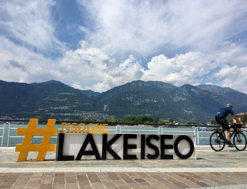 Radtour um den Iseosee – Lago d'Iseo
