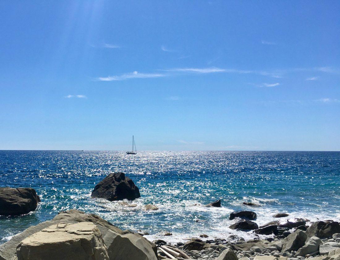 Strand il Persico bei Campiglia