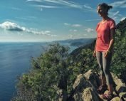 Wanderungen mit Meerblick