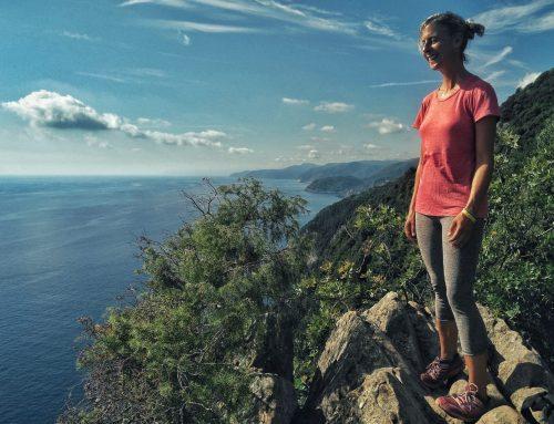 Campiglia: Wanderungen mit Meerblick in Ligurien