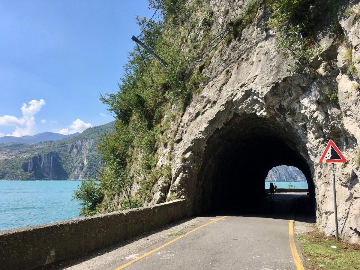 Radweg von Pisogne nach Marone