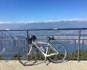 Radtour zwischen Comer und Luganer See