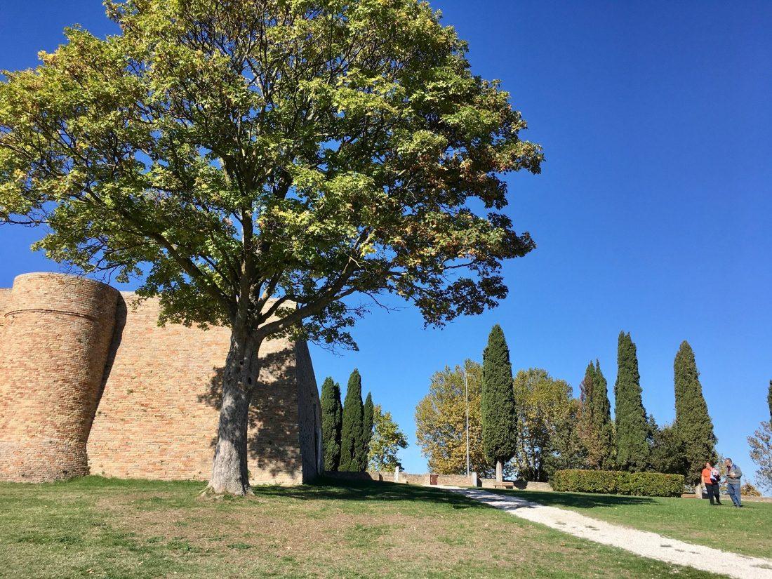 Urbino in der italienischen Region Marken