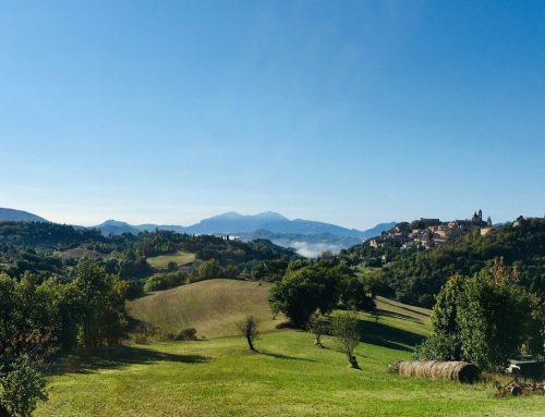 Marken per Fahrrad: Urbino – Fabriano – Senigallia