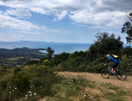 Biken in der Maremma (Toskana)