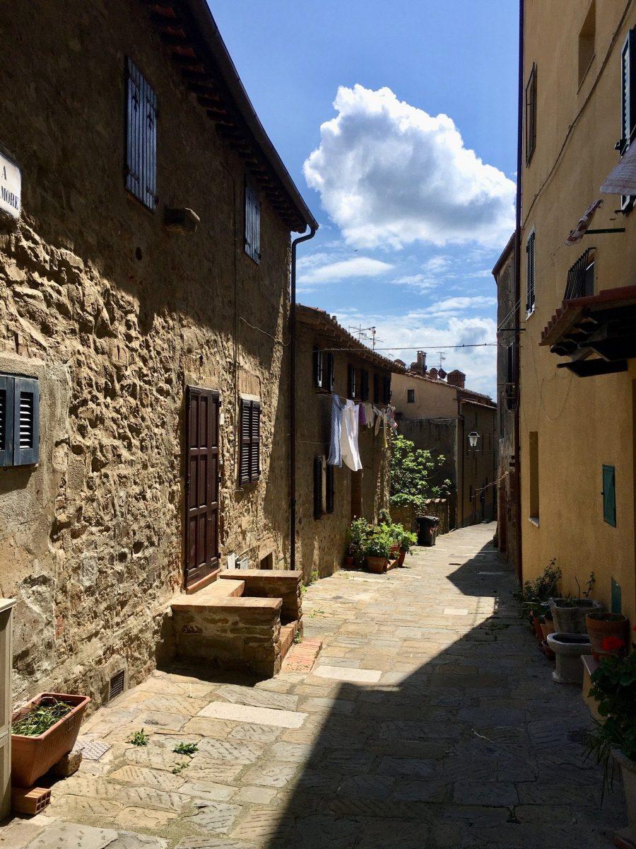 Altstadt in der Maremma