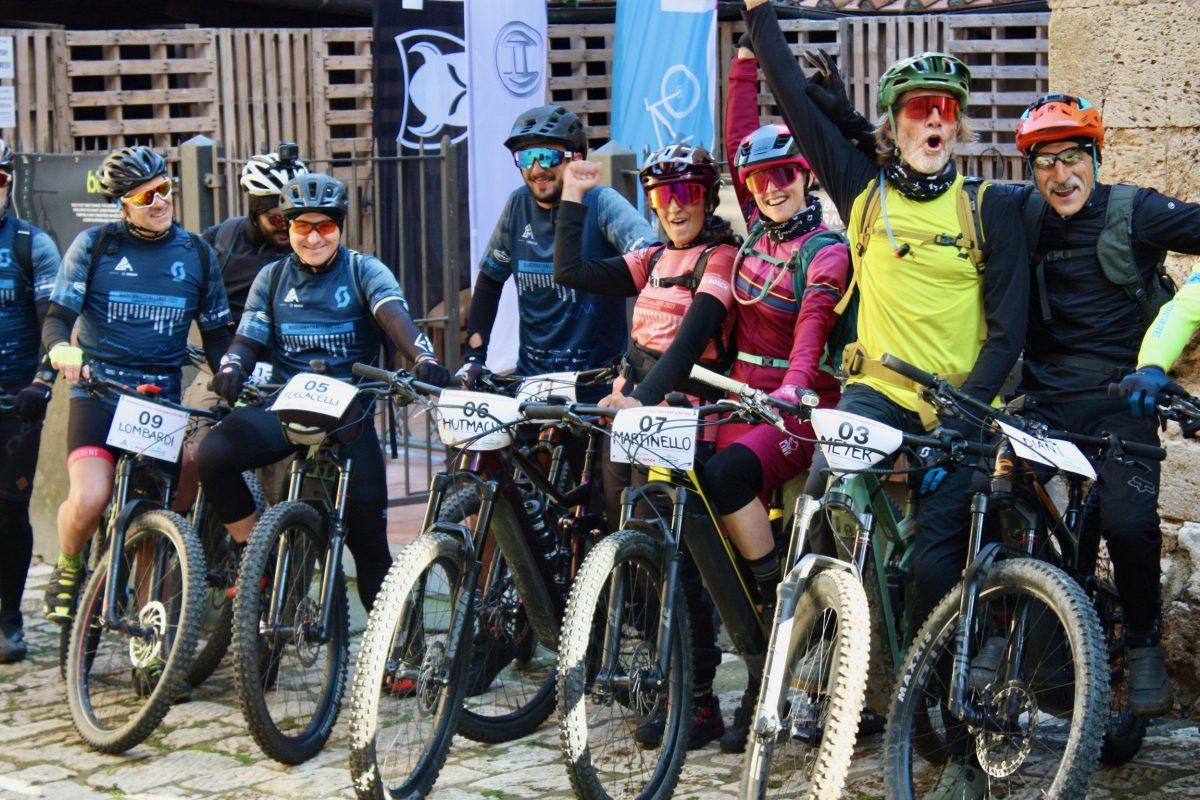 Biken in Massa Marittima