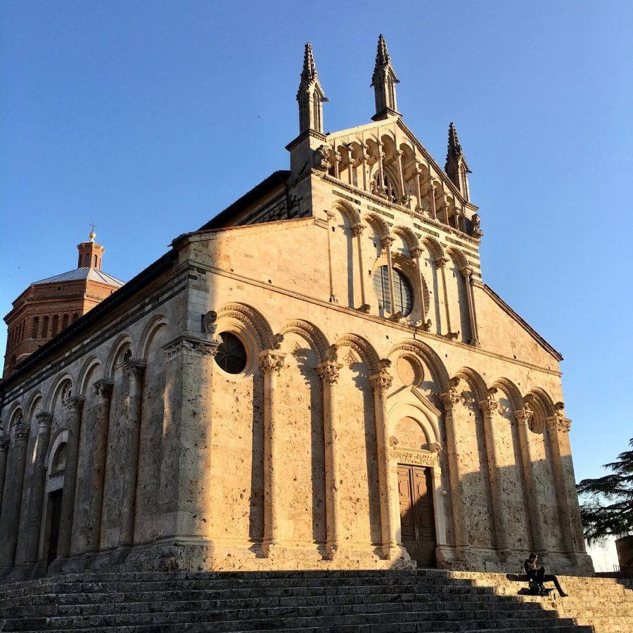 Kirche in der Maremma